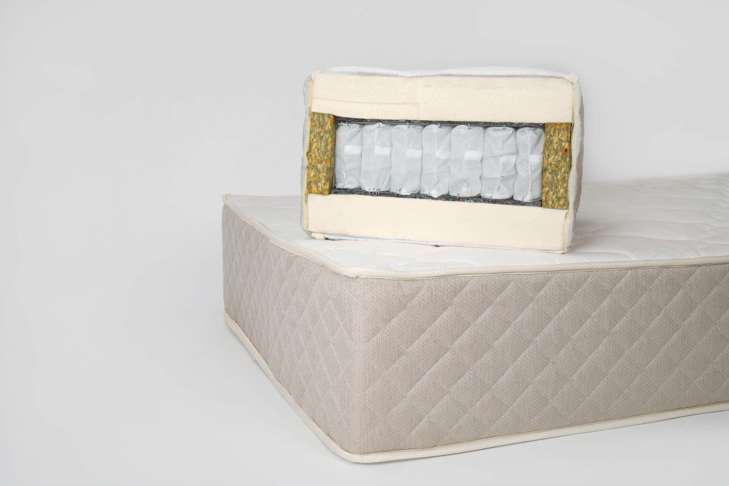 Waterline mattress by NAM House of sleep (picture 2)
