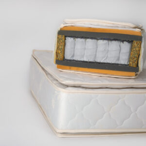 Royal Sleep pocketed springs mattress by NAM House of sleep (picture 2)