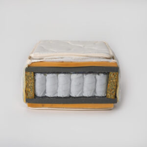 Royal Sleep pocketed springs mattress by NAM House of sleep (picture 3)