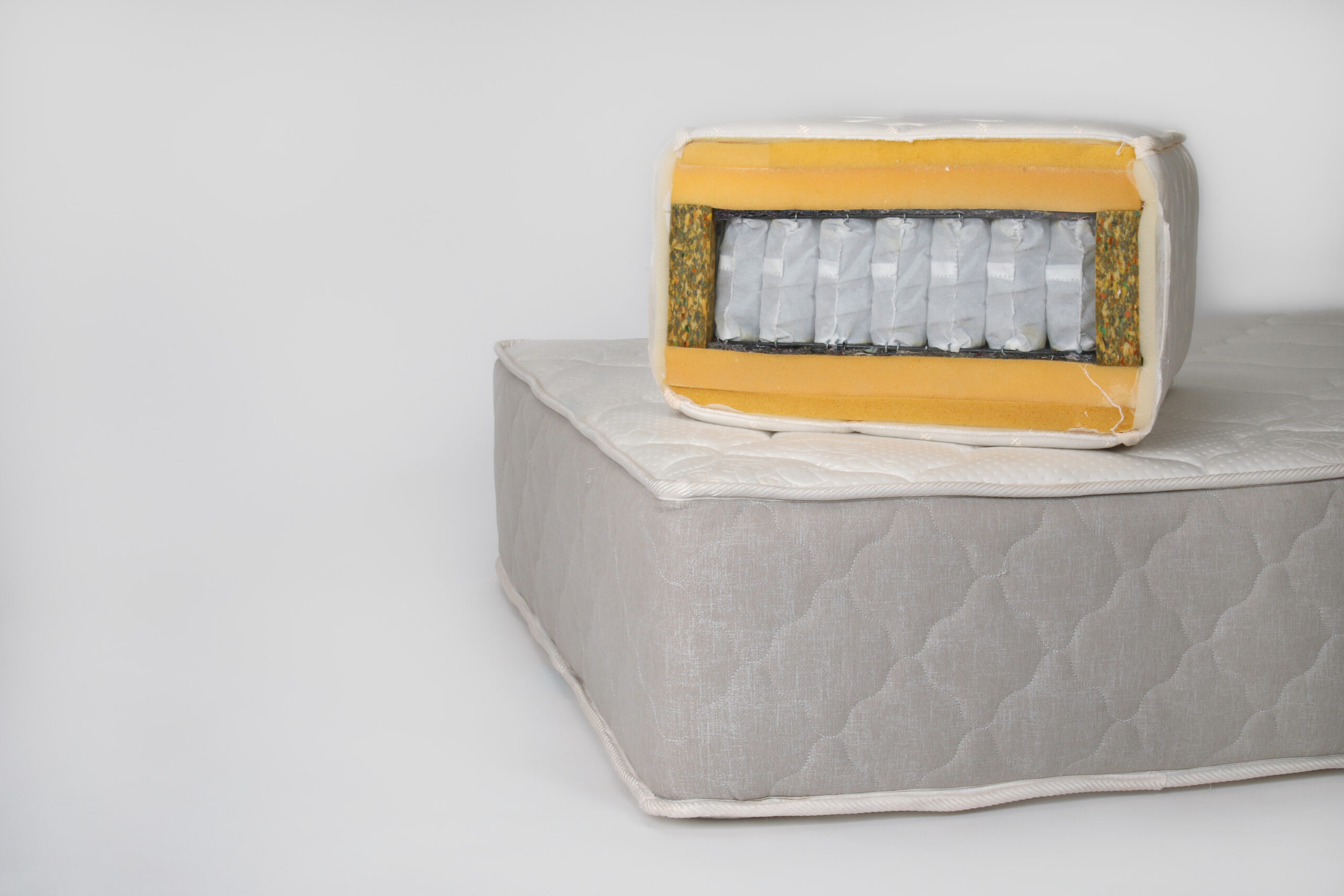 Luxe Sleep pocketed springs mattress by NAM House of sleep (picture 3)