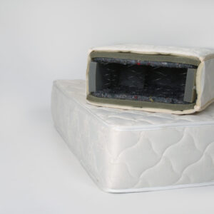 Queen spring mattress by NAM House of sleep (picture 2)