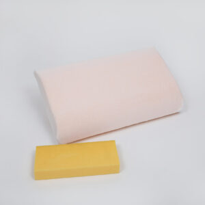 Oval memory foam pillow by NAM House of sleep (picture 2)
